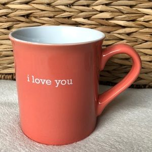 Love Your Mug I Love You